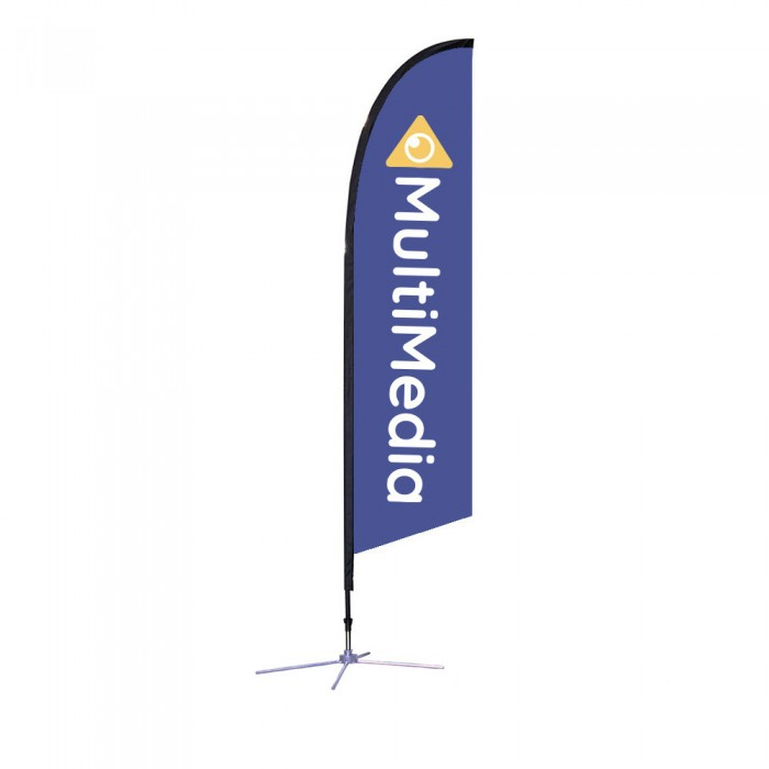 10.5Ft. Feather Flag – Graphic Package
