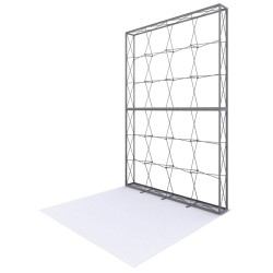 15ft Lumière Wall® Configuration E - NO BACKLIT (Graphic Package)