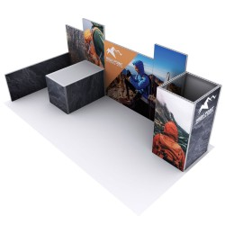 Modco Modular 1 - 20x10 Graphic Package