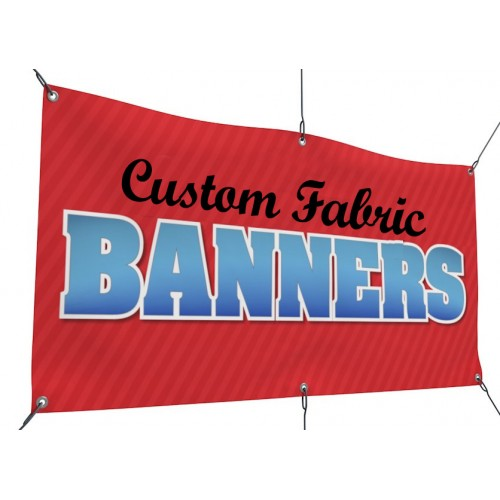 Fabric Banner Printing San Diego