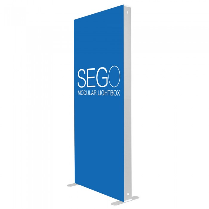 SEGO 3.3 x 7.4ft. Lightbox Double-Sided (Graphic Package)